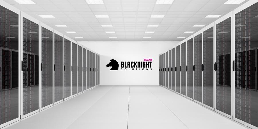 Blacknight Hosting Network Status
