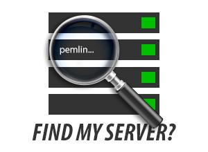 Find my server